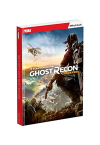 Boek Tom Clancy's Ghost Recon Wildlands