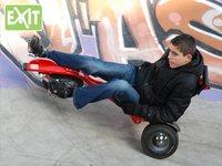 Exit trike Triker Pro 100 rouge-Image 1