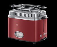 Russell Hobbs Broodrooster Retro Red 21680-56-Afbeelding 1