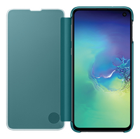 Samsung Foliocover Clear View Cover voor Galaxy S10e green-Artikeldetail