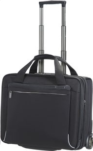 Samsonite Businesstrolley Spectrolite Rolling Tote EXP 17,3' black