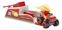 Fisher-Price speelset Blaze en de Monsterwielen Blaze Turbo Launcher-Vooraanzicht
