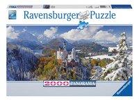 Ravensburger puzzel Neuschwanstein