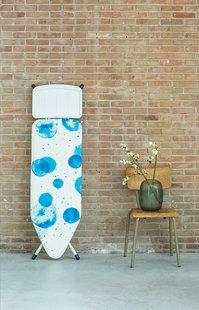 Brabantia Strijkplank PerfectFlow Colour Spots blauw C voor stoomgeneratoren-Afbeelding 5