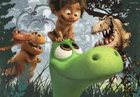 Ravensburger puzzle 2 en 1 Le Voyage d'Arlo Spot et les dinosaures-Détail de l'article
