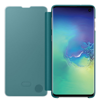Samsung Foliocover Clear View Cover voor Galaxy S10 green-Artikeldetail