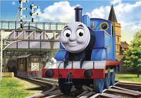 Ravensburger puzzle 2 en 1 Thomas & ses amis Thomas la locomotive-Détail de l'article