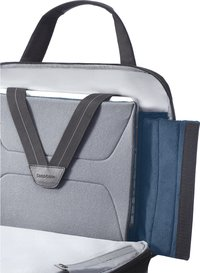 Samsonite Businesstrolley Spectrolite Rolling Tote EXP 17,3/ black-Afbeelding 2