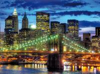 Ravensburger puzzel New York Skyline-Vooraanzicht