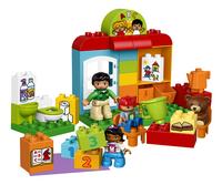 LEGO DUPLO 10833 Kleuterklas-Vooraanzicht