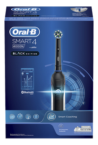 Oral-B Elektrische tandenborstel Smart 4 4000N-Vooraanzicht