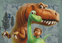 Ravensburger Puzzel 2-in-1 The Good Dinosaur Speciale vriendschap-Vooraanzicht