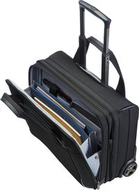 Samsonite Businesstrolley Spectrolite Rolling Tote EXP 17,3/ black-Afbeelding 3