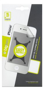 Bigben film de protection pour iPhone 5/5s/5c