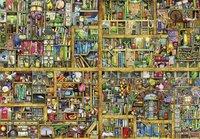 Ravensburger puzzle La bibliothèque magique-Avant