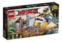 LEGO Ninjago 70609 Le bombardier Raie Manta