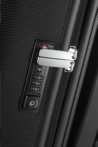 Samsonite Harde reistrolley Optic Spinner metallic black 69 cm-Artikeldetail