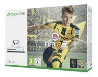 Microsoft XBOX One S Console 1 To + Fifa 17