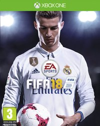 XBOX One Fifa 18 ENG/FR