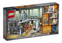 LEGO Jurassic World 75927 L'évasion du Stygimoloch-Arrière