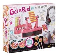 Gel-a-Peel 3D Design Station-Côté gauche