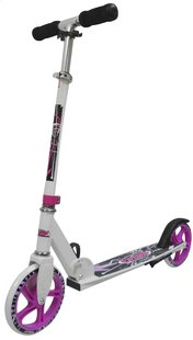 Optimum step Radical Scooter roze/zwart