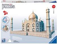 Ravensburger puzzle 3D Taj Mahal