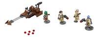LEGO Star Wars 75133 Pack de combat de l'Alliance Rebelle-Avant