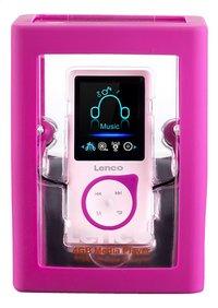 Lenco mp4-speler Xemio-668 8 GB roze-Vooraanzicht
