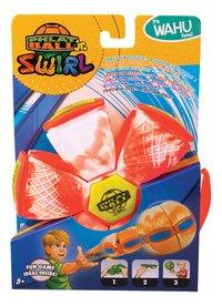 Goliath Frisbee Phlat Ball Swirl jr. Ø 14 cm rood-Vooraanzicht