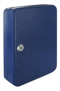 Armoire à clés bleu