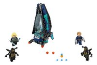 LEGO Super Heroes 76101 Outrider shuttle aanval-Artikeldetail
