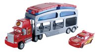 Camion porte-voitures Disney Cars Mack Dip & Dunk Trailer-Avant