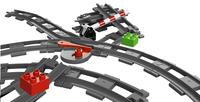 LEGO DUPLO 10506 Ensemble d'éléments pour le train-Avant