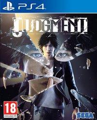 PS4 Judgment ENG/FR-Vooraanzicht
