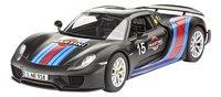 Revell Porsche 918 Spyder - Weissach Sport-commercieel beeld