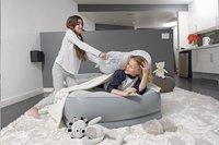 Bestway zelfopblazende luchtmatras voor 1 persoon Tritech Airbed Twin Gray-Afbeelding 8
