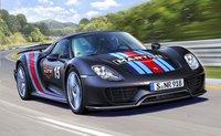 Revell Porsche 918 Spyder - Weissach Sport-Image 1