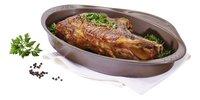 Pyrex Ovenschaal AsimetriA voor vis en vlees L 35 x B 23 cm-Afbeelding 1