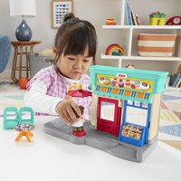 Fisher-Price Little People Cafe Bakery-Afbeelding 4