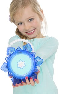 Handtas Disney Frozen Colour Match Snowflake Bag-Afbeelding 2