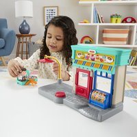 Fisher-Price Little People Cafe Bakery-Afbeelding 5