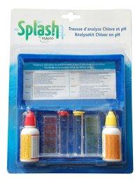 Realco kit de contrôle du pH et du chlore