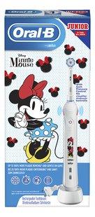 Oral-B Brosse à dents électrique Minnie Junior 6+ D501-Avant