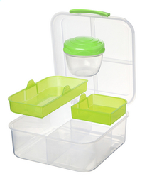 Sistema Lunchbox To Go Bento Cube 1,25 l-Afbeelding 2