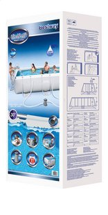 Bestway zwembad Power Steel Frame L 4,04 x B 2,01 m-Vooraanzicht