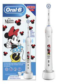 Oral-B Elektrische tandenborstel Minnie Junior 6+ D501-Artikeldetail