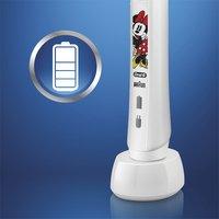 Oral-B Brosse à dents électrique Minnie Junior 6+ D501-Image 1