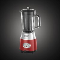 Russell Hobbs Blender Retro Red 25190-56-Image 2