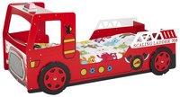 Bed Thomas brandweerwagen-Vooraanzicht